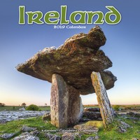 Ireland Wall Calendar 2019 by Avonside