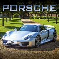 Porsche Wall Calendar 2019 by Avonside