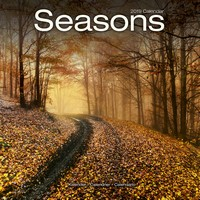 Seasons Wall Calendar 2019 by Avonside