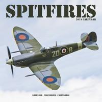 Spitfires Wall Calendar 2019 by Avonside