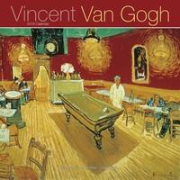 Van Gogh Wall Calendar 2019 by Avonside