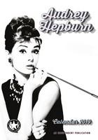 Audrey Hepburn Celebrity Wall Calendar 2019
