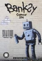 Banksy Celebrity Wall Calendar 2019