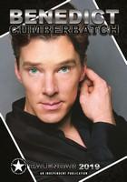Benedict Cumberbatch Celebrity Wall Calendar 2019