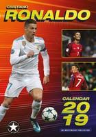 Cristiano Ronaldo Celebrity Wall Calendar 2019