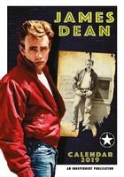 James Dean Celebrity Wall Calendar 2019