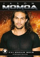 Jason Momoa Celebrity Wall Calendar 2019