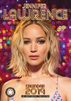 Jennifer Lawrence Celebrity Wall Calendar 2019