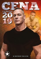 John Cena Celebrity Wall Calendar 2019