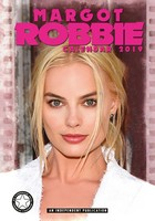 Morgot Robbie Celebrity Wall Calendar 2019