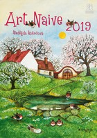 Art Naive Wall Calendar 2019 by Helma