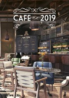 Cafe Wall Calendar 2019 by Helma