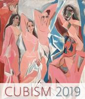Cubism Wall Calendar 2019 by Helma