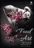 Food Art Wall Calendar 2019 by Helma