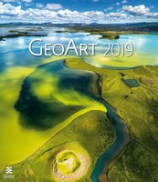 Geo Art Wall Calendar 2019 by Helma