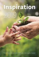 Inspiration Wall Calendar 2019 by Helma