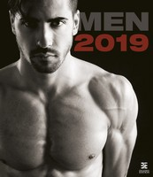 Men Wall Calendar 2019 by Helma