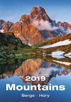 Mountains Wall Calendar 2019 by Helma