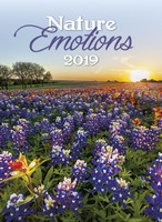 Nature Emotions Wall Calendar 2019 by Helma