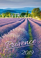 Provence Poster Wall Calendar 2019 by Helma