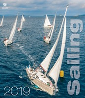 Sailing Wall Calendar 2019 by Helma