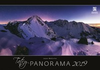 Tatry Panorama Wall Calendar 2019 by Helma