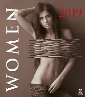 Women Wall Calendar 2019 by Helma