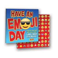 Have an Emoji Day Wall Calendar 2019 by Orange Circle Studio