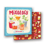 Mixology Album Calendar 2019 by Orange Circle Studio