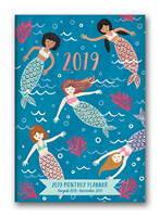 Potpourri Monthly Pocket Planner 2019 by Orange Circle Studio