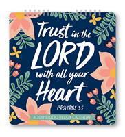 Trust in the Lord Studio Redux Calendar 2019 by Orange Circle Studio