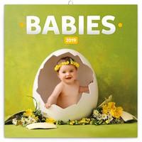 Babies Calendar 2019 by Presco Group