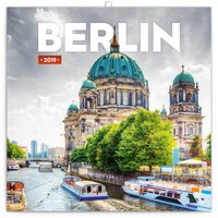 Berlin Calendar 2019 by Presco Group