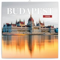 Budapest Calendar 2019 by Presco Group