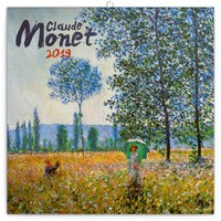 Claude Monet Calendar 2019 by Presco Group