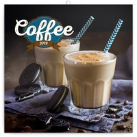 Coffee Calendar 2019 by Presco Group