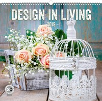 Design in Living Poster Wall Calendar 2019 by Presco Group