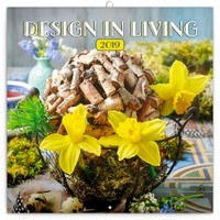Design in Living Wall Calendar 2019 by Presco Group
