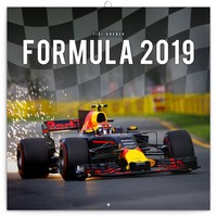 Formula Calendar 2019 by Presco Group