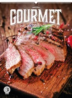 Gourmet Wall Calendar 2019 by Presco Group