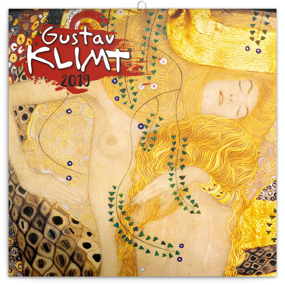 Gustav Klimt Calendar | Art & Architecture