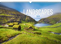 Landscapes Wall Calendar 2019 by Presco Group