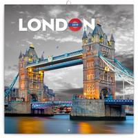 London Calendar 2019 by Presco Group