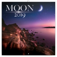 Moon Calendar 2019 by Presco Group