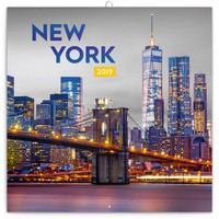 New York Calendar 2019 by Presco Group
