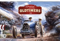 Oldtimers Wall Calendar 2019 by Presco Group