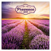 Provence Calendar 2019 by Presco Group