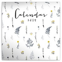 Style Wall Calendar 2019 by Presco Group