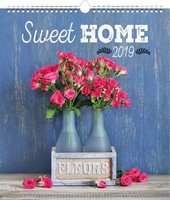 Sweet Home Wall Calendar 2019 by Presco Group