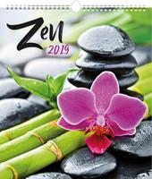 Zen Wall Calendar 2019 by Presco Group